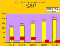 (云南省)2015年文山市国民经济和社会发展统计公报