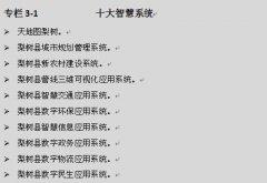 (吉林省)梨树县国民经济和社会发展第十三个五年规划纲要