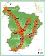 (陕西省)石泉县国民经济和社会发展第十三个五年规划纲要