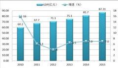 (广东省)阳山县国民经济和社会发展第十三个五年规划纲要